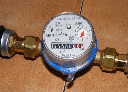 Atnaujinami vandens apskaitos prietaisų tikrinimo ir keitimo darbai